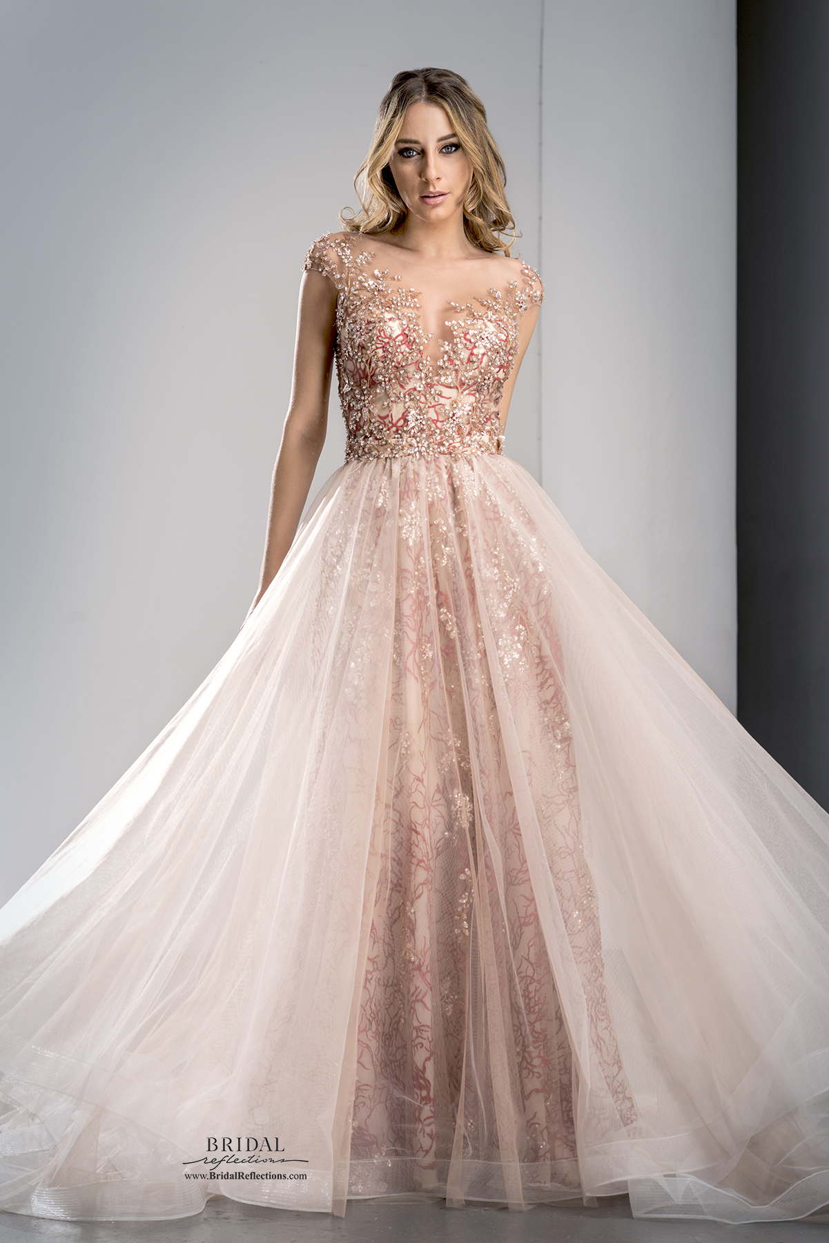 Ysa Makino Wedding Evening Dress And Gowns Collection