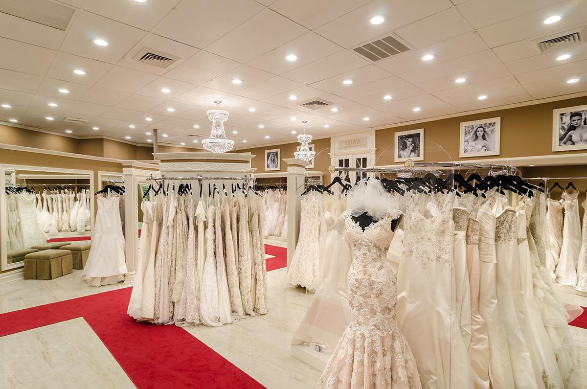 Carle Place Westbury Bridal Salon