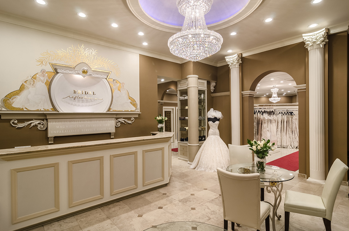 Long Island Bridal Salon | Carle Place, NY | Bridal Reflections