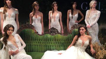 Wedding Wednesday: Spring 2017 Bridal Trends