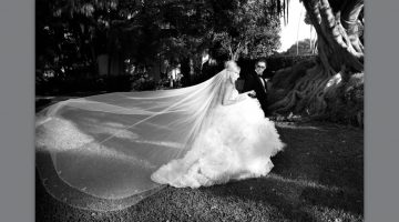Wedding Wednesday: Veil 101- Which style will you choose?