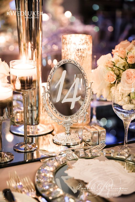 Wedding Wednesday D 233 Cor We Are Loving Mirrors Bridal