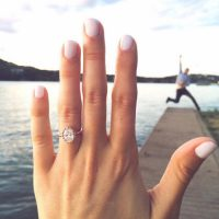 Wedding Wednesday: Announce Your Engagement!