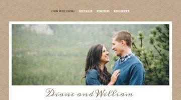 Wedding Wednesday: How To-Wedding Websites
