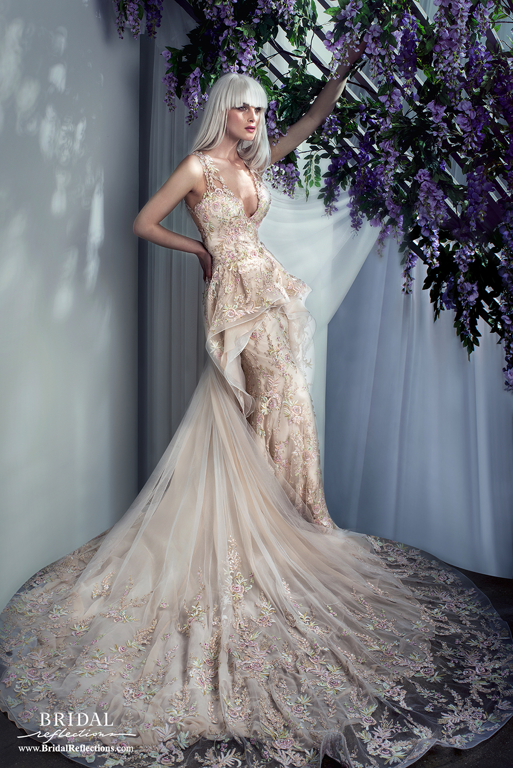 Ysa Makino Wedding Dress And Bridal Gown Collection