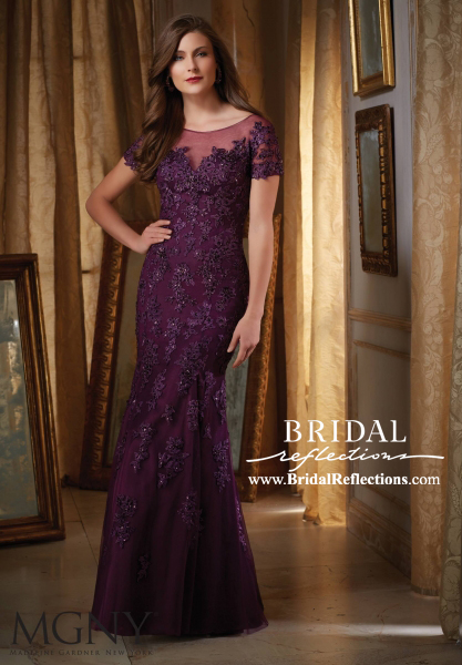 Mgny Evening Dress And Gown Collection Bridal Reflections
