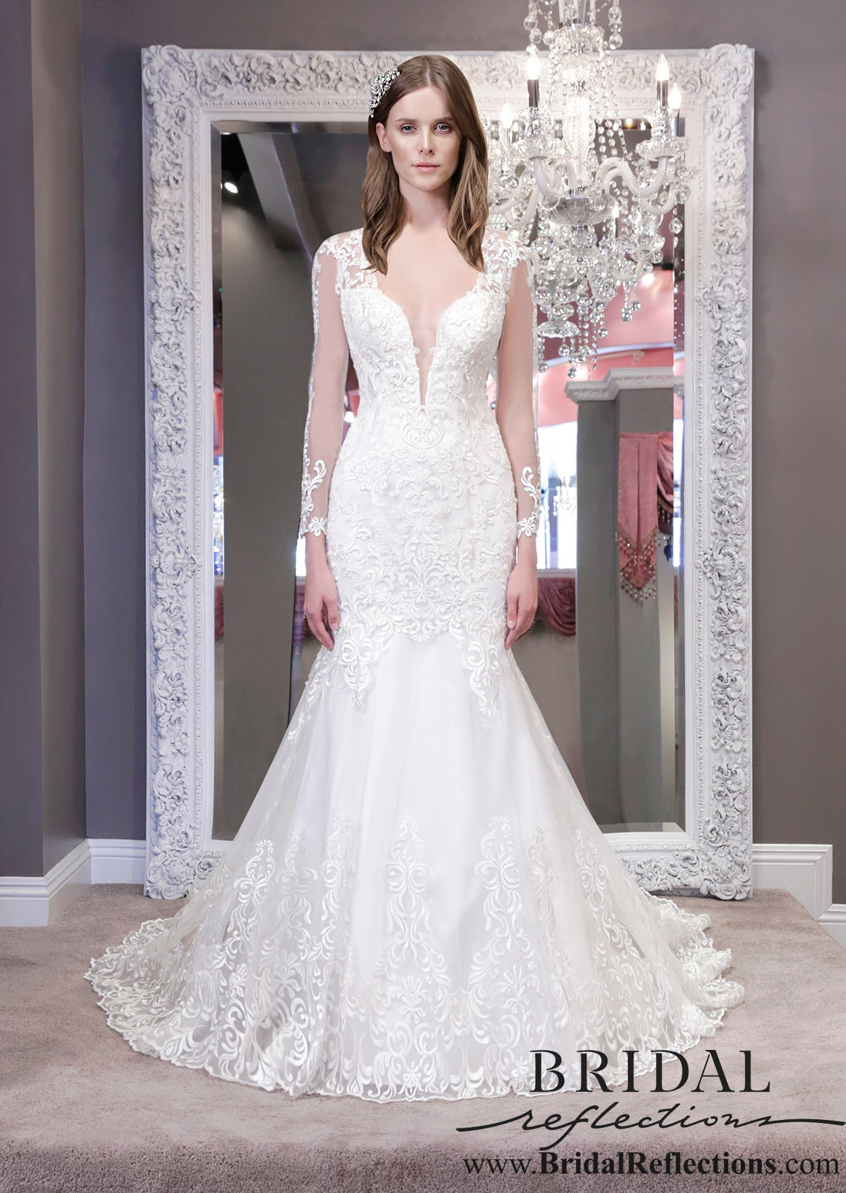 Winnie Couture Bridal Gown and Wedding Dress Collection | Bridal ...