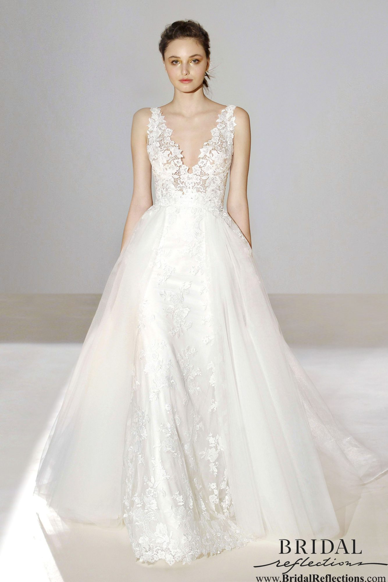Lazaro Wedding Dress And Bridal Gown Collection Bridal
