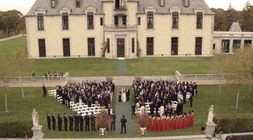 Wedding Wednesday: Drone Cinematography