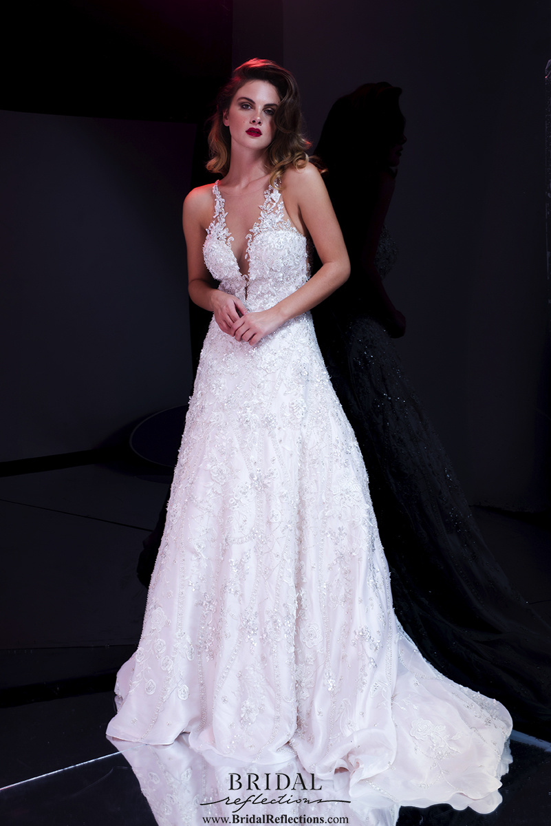 Stephen yearick wedding dress and bridal gown collection bridal stephen yearick 14241 ombrellifo Gallery