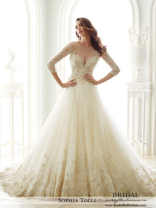 Sophia Tolli Bridal Gown and Wedding Dress Collection | Bridal ...