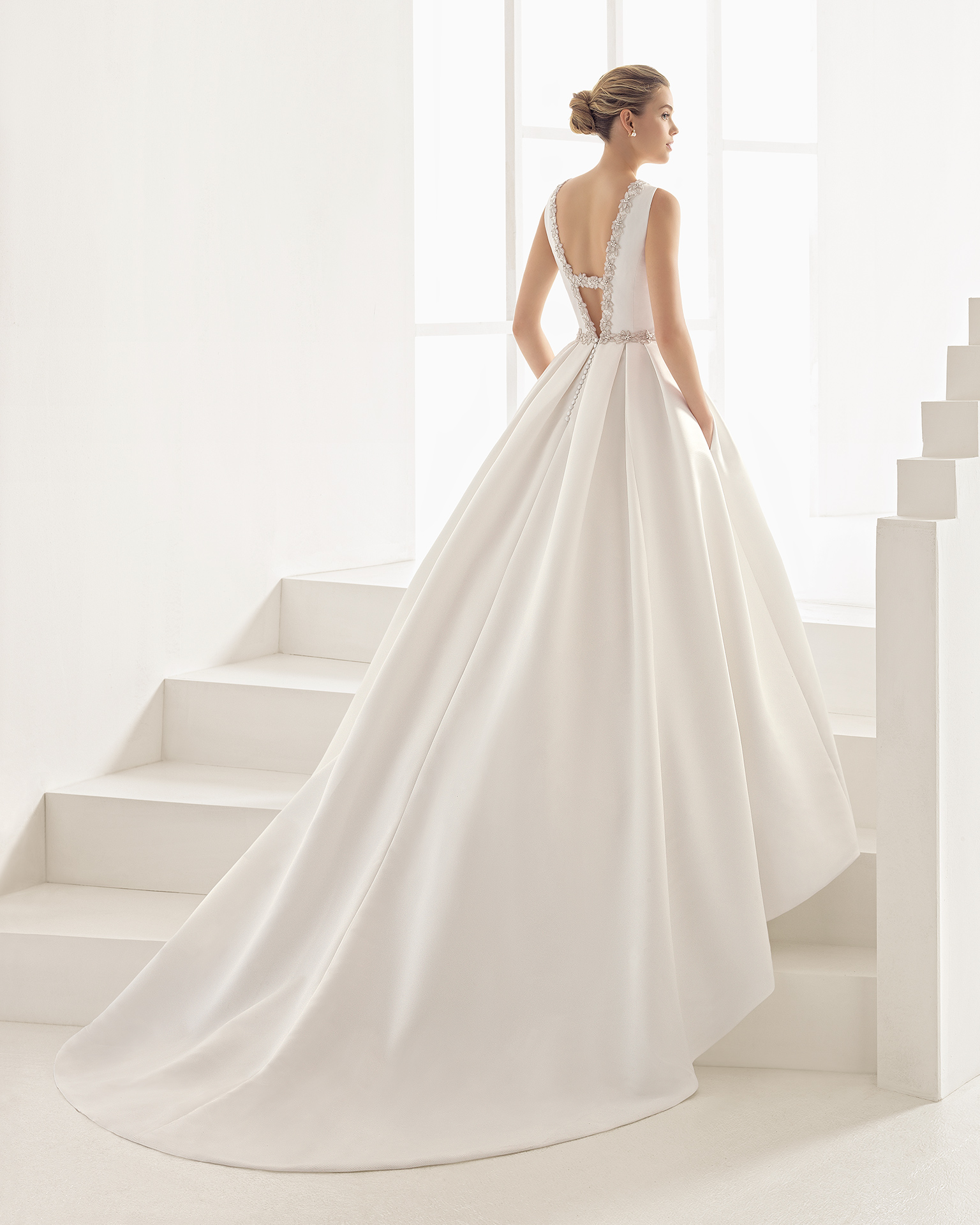 Rosa Clar 225 Two Wedding Dress Collection Bridal Reflections