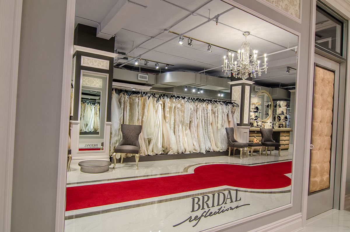 Bridal reflections bridal salon fifth avenue nyc for 5th avenue salon