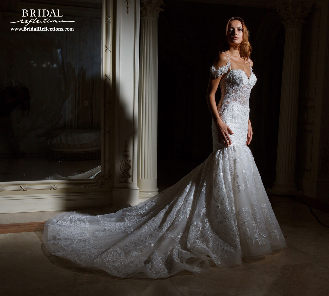 Wedding Gowns In Nyc: Amalia Carrara Wedding Dress And Bridal Gown Collection