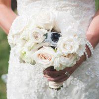 Wedding Wednesday: A Unique Perspective- Bride's Placing Go Pro Cameras in their Bouquets