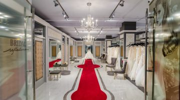 Couture wedding dresses gowns bridesmaid dresses for 5th street salon