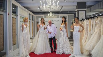Galia Lahav Victorian Affinity and Gala IV Fashion Show