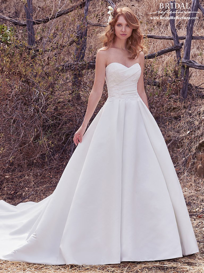 Maggie Sottero Couture Bridal Gown And Wedding Dress Collection Bridal Reflections