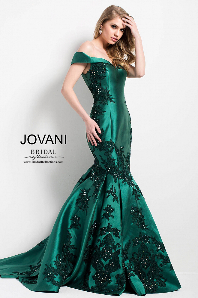 Jovani Wedding Evening Dress And Gown Collection Bridal