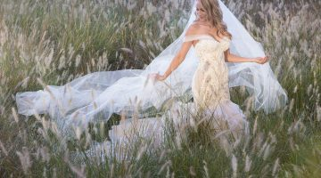 Wedding Wednesday: Leah Da Gloria