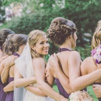 Wedding Wednesday: Bridal Party Formation