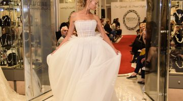 "Galia Lahav ""Florence By Night"" Fashion Show"