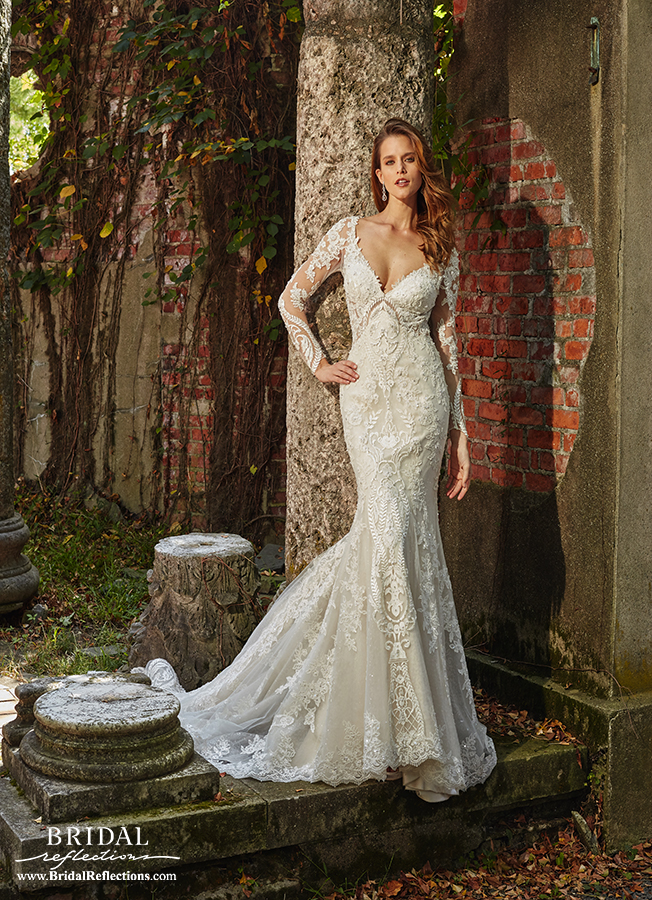 Eve of Milady by Eve Muscio Couture Wedding Dress Collection ...