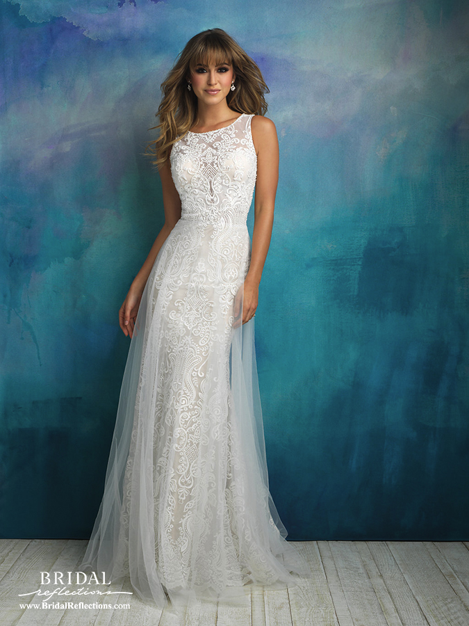 Allure Wedding Dress And Gown Collection Bridal Reflections