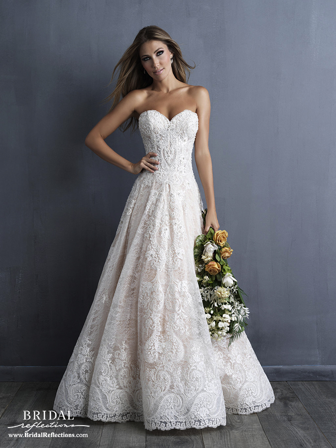 Allure Couture Wedding Dress Collection Bridal Reflections