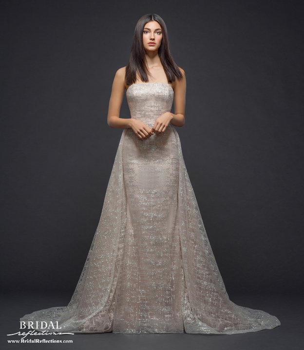 Lazaro wedding dress and bridal gown collection bridal reflections lazaro 3800 junglespirit Choice Image