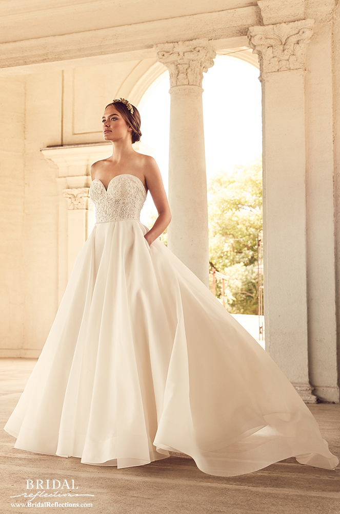 Paloma Blanca Wedding Dresses and Bridal Gowns | Bridal Reflections