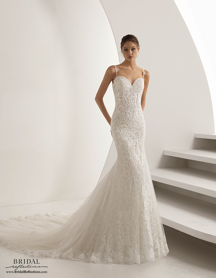 Rosa Clará Two Wedding Dress Collection | Bridal Reflections