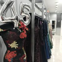 Our Renovated Massapequa Evening Wear Department