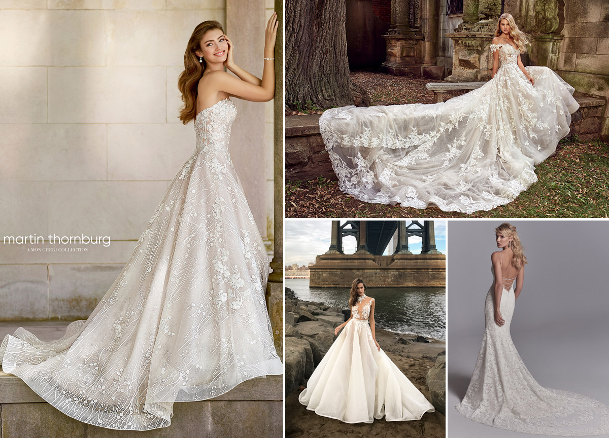 a31caf04a4 Couture Wedding Dresses and Bridal Gowns by Today's Top Designers