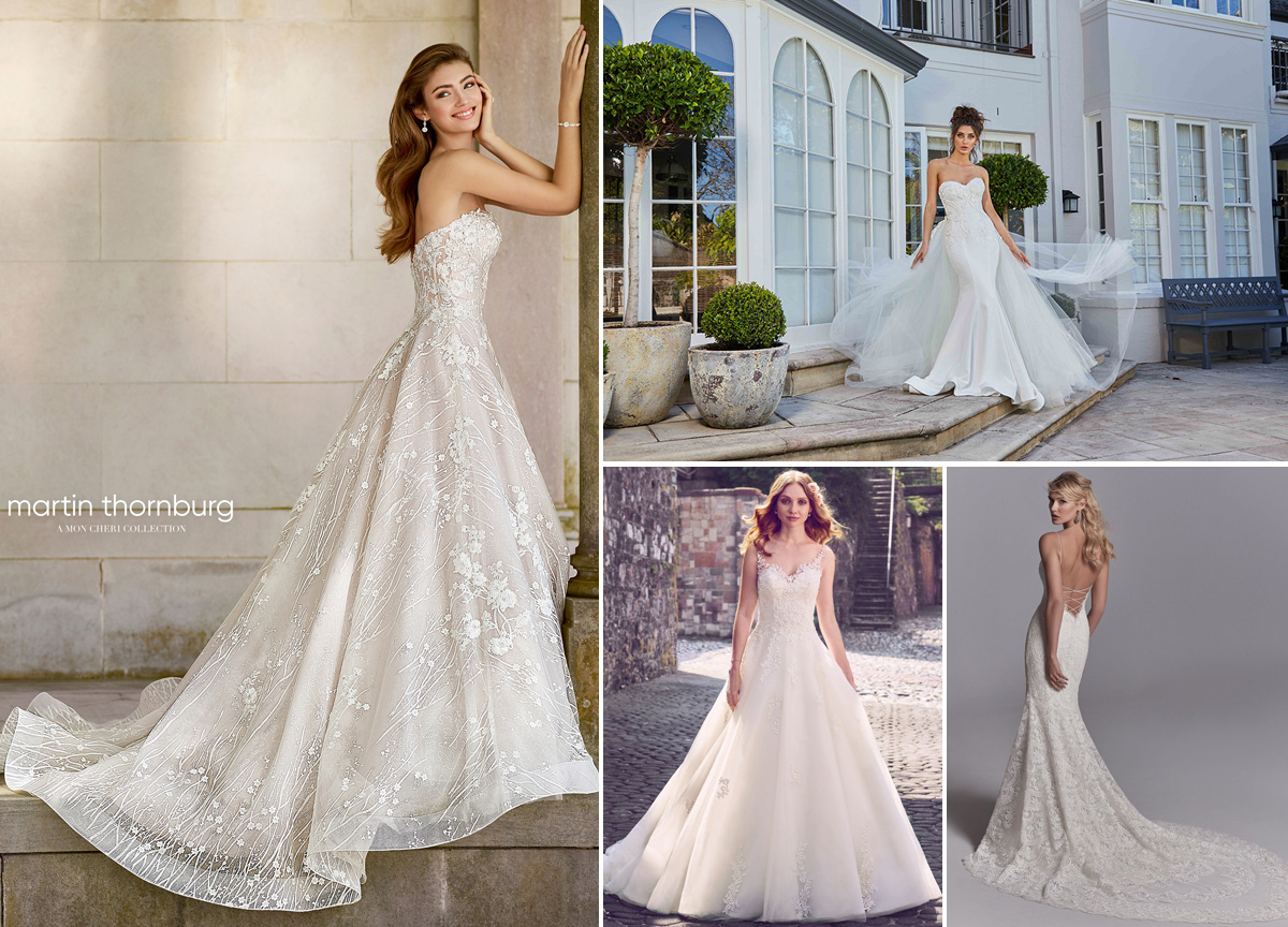d2b10b0ecc3 Couture Wedding Dresses and Bridal Gowns