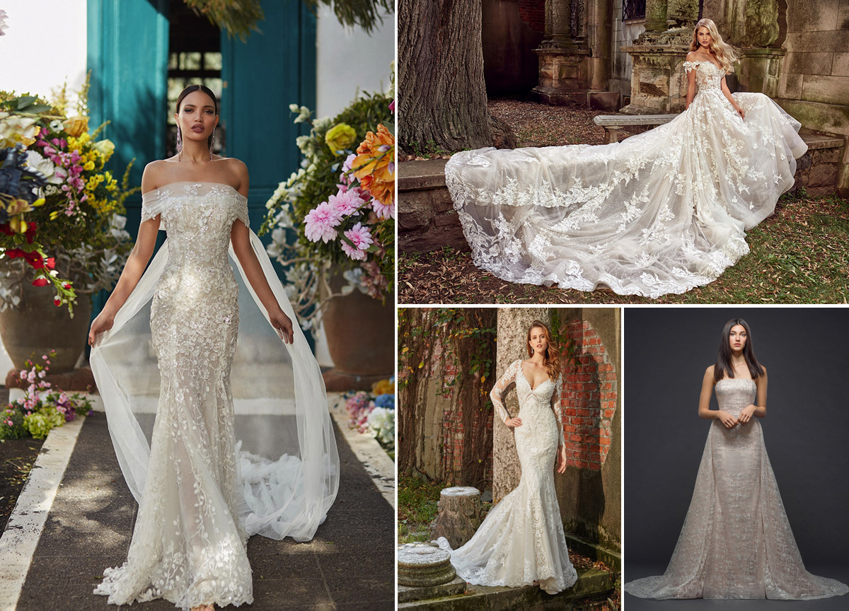 Couture Wedding Dresses And Bridal Gowns By Today S Top Designers