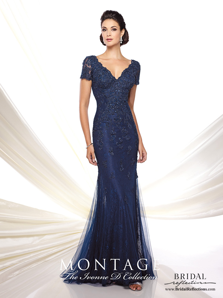 Ivonne D Wedding Evening Dress And Gown Collection