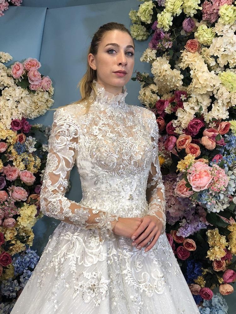468ee210b2f Bridal Fashion Week Spring 2019