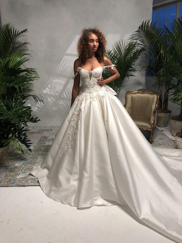 Bridal Fashion Week Spring 2019 Bridal Reflections