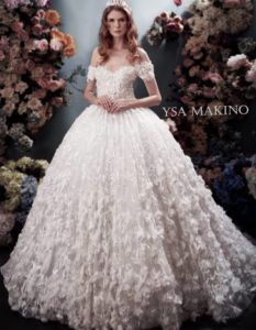 a863a0207ee6 Ysa Makino Bridal and Evening Wear Trunk Show