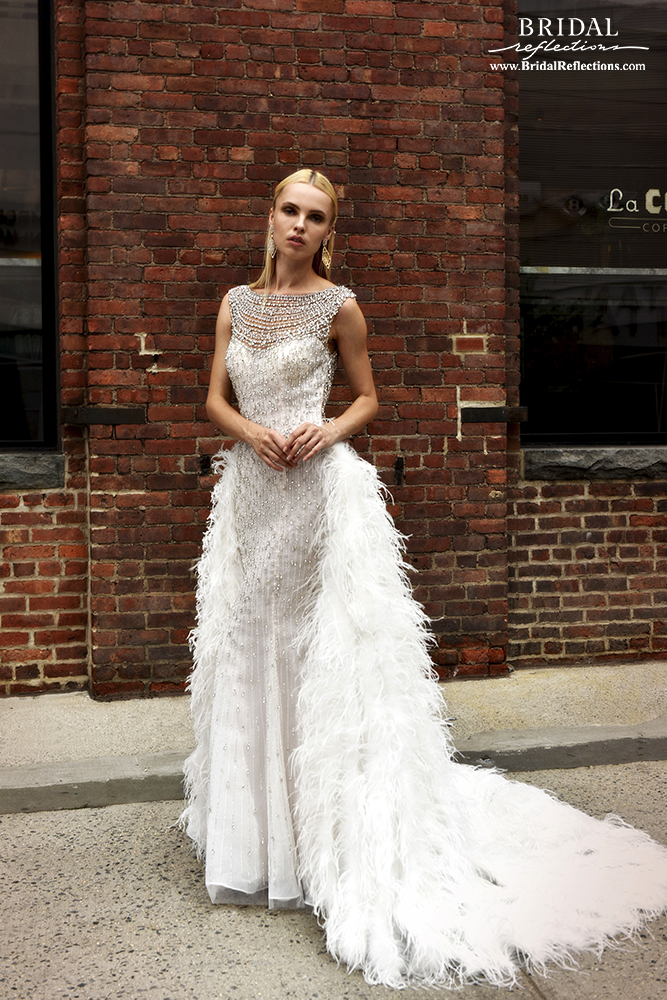 27cc6733e03 Stephen Yearick Wedding Dress and Bridal Gown Collection