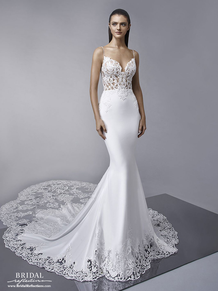 00f3422ae9580 Enzoani Bridal Wedding Gown and Wedding Dress Collection | Bridal ...