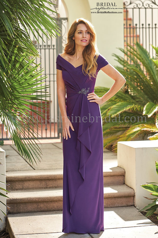 6ada5e6cabe Jade by Jasmine Wedding Evening Dress and Gown Collection