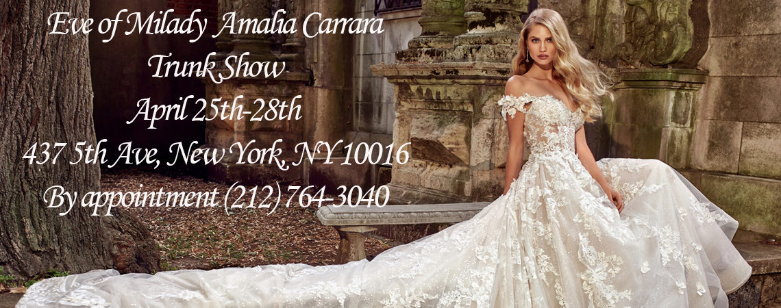 Wedding Dress Makers in NYC