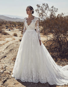 7432199b8572 Eve of Milady by Eve Muscio Couture Wedding Dress Collection ...