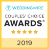 WeddingWire Couples Choice Award