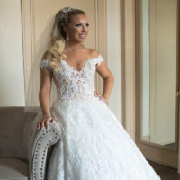 Real Bride Andrea