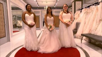 Brides Across America event at Fifth Avenue | Inside Edition