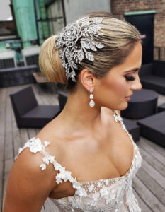 Bridal Styles Boutique Headpiece & Veils Trunk Show with designer appearance