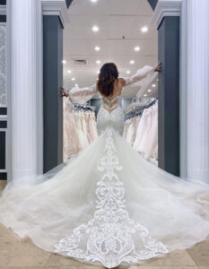 Eve of Milady Bridal Trunk Show